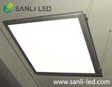 36W square LED Panels warm white 600*600mm,595*595mm,620*620mm with DALI dimmable & Emergency