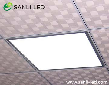 30*120cm 45W 3650LM warm white LED Panels with DALI dimmer & Emergency