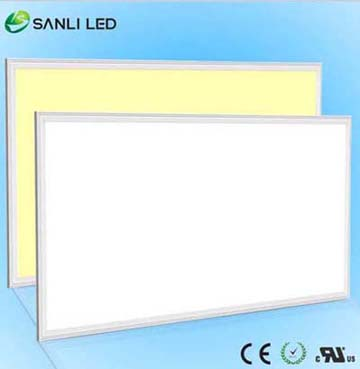 Rectangle LED Panels 60*120cm 60W 5300LM warm white with DALI dimmable & Emergency