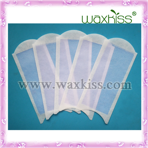 Ready-to-use wax strips series