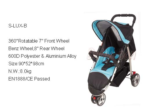 china baby stroller of luxury style