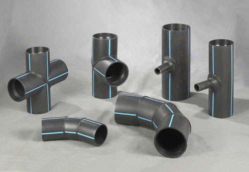 pe pipes and fittings