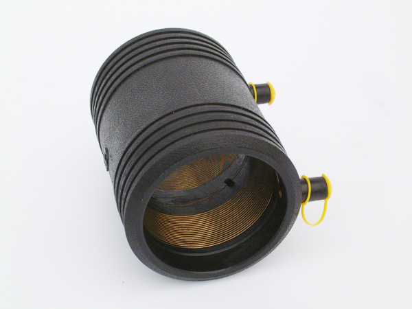 pe pipe fittings/electro fusion coupling