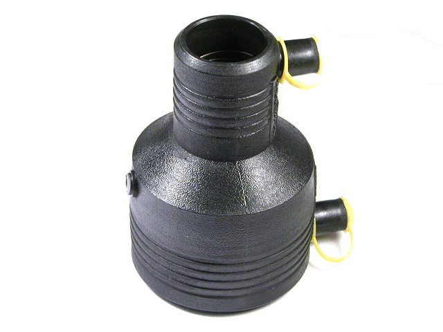 pe pipe fittings/electro fusion reducing socket