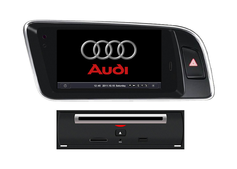 Car dvd Audi Q5 radio navigation