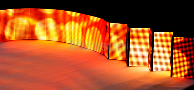 Soft LED Curtain Flexible LED Display