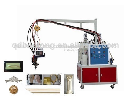 Low Pressure Rigid Foaming Machine