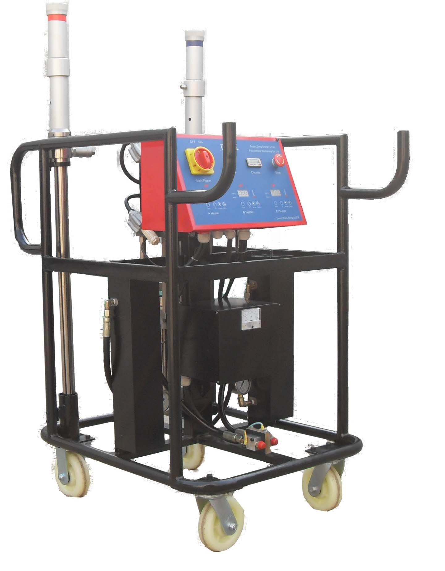 High Pressure Spray Machine for Polyurethane