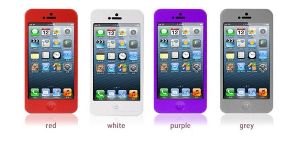 1989 nano ultra thin case cover for iphone4s,5