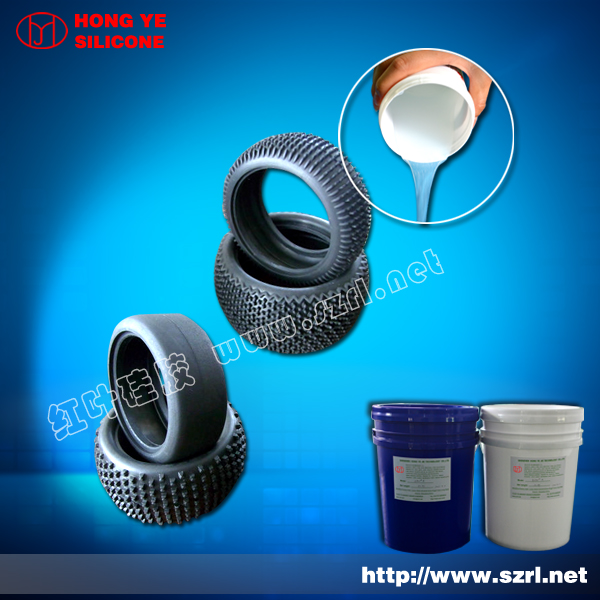 HY Platinum cured silicone rubber for tire mold