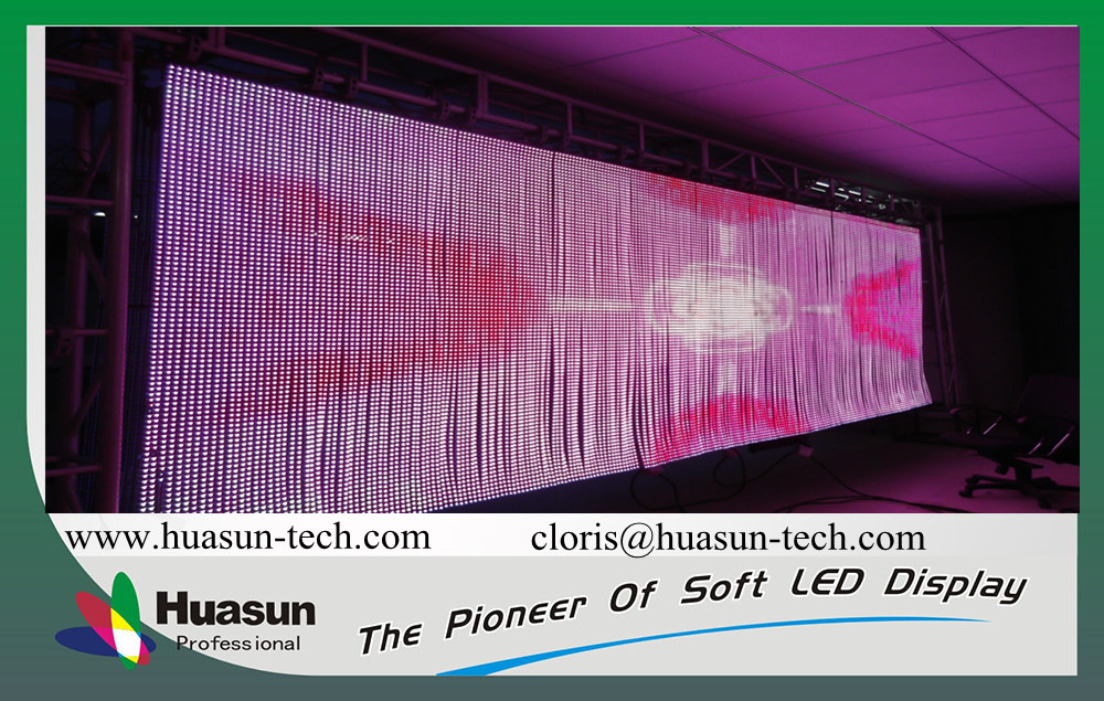 Flex LED Strip Screen