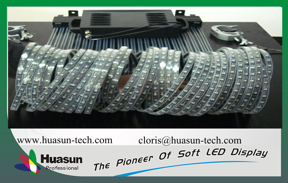 Flexible LED Light Strip  transparent LED Module