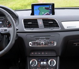 Car dvd Audi Q3 radio navigation