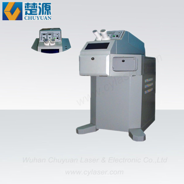 CY- JX Glasses Laser spot welding machine