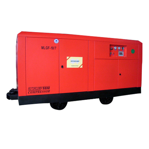 Explosion-proof compressor