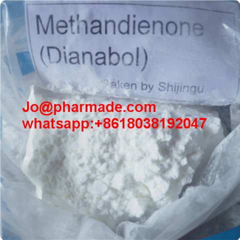 Dbol Dianabol Powder Pharmade Fitness Metandienone Steroid Powder