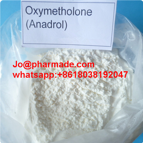 Oxyme Anadrol Oxymetholone Pharmade Powerful Steroids Fitness Steroid Powder