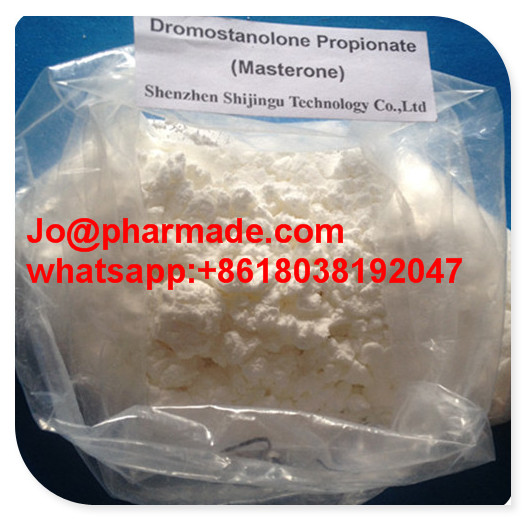 Masteron Dromostanolone Propionate Powerful Pharmade Steroid Powder For Sale