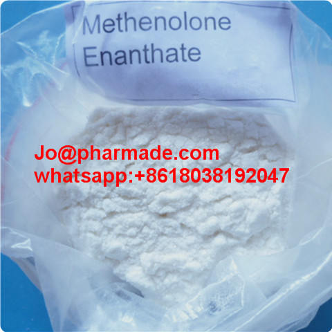 Powerful Methenolone Enan Anabolic Methenolone enanthate Steroid Powder