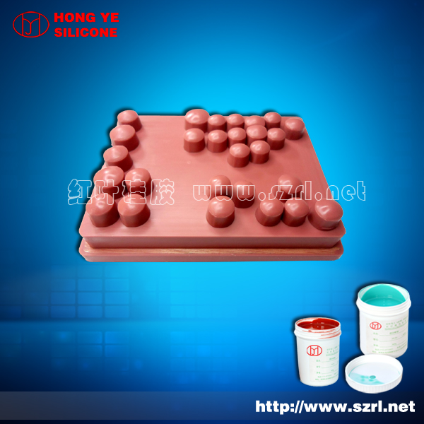 Good Quality Pad Printing Silicon Rubber