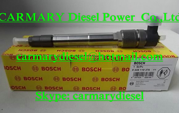 Bosch injector 0 445 110 376 for Cummins ISF2.8 5258744