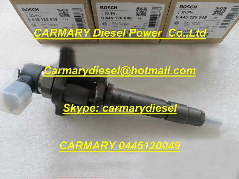 Bosch injector 0445120049 for 04451200870445120121044512012704451201220445120086044511005904451103130445120130044512008404451200780445120117044511033304451202130445110291044511033504451103050445120006