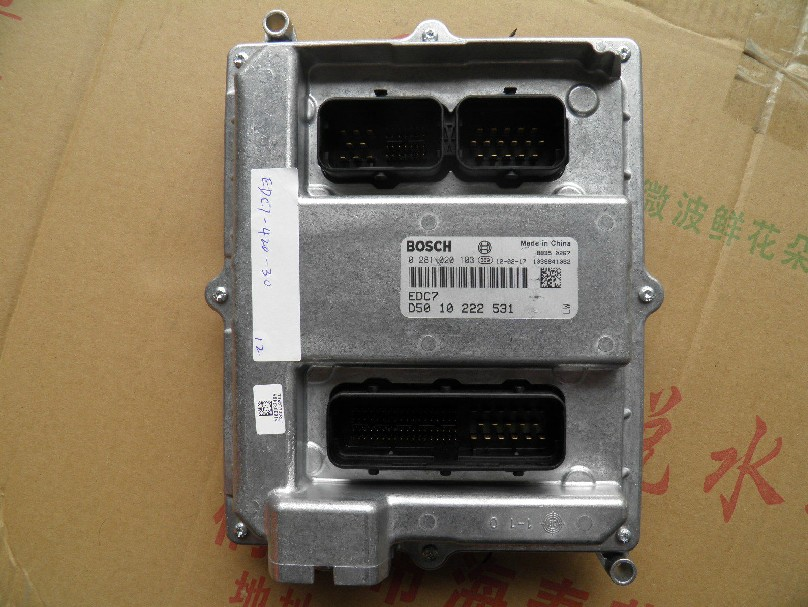 Bosch original ECU 0281020103 for Renault engine