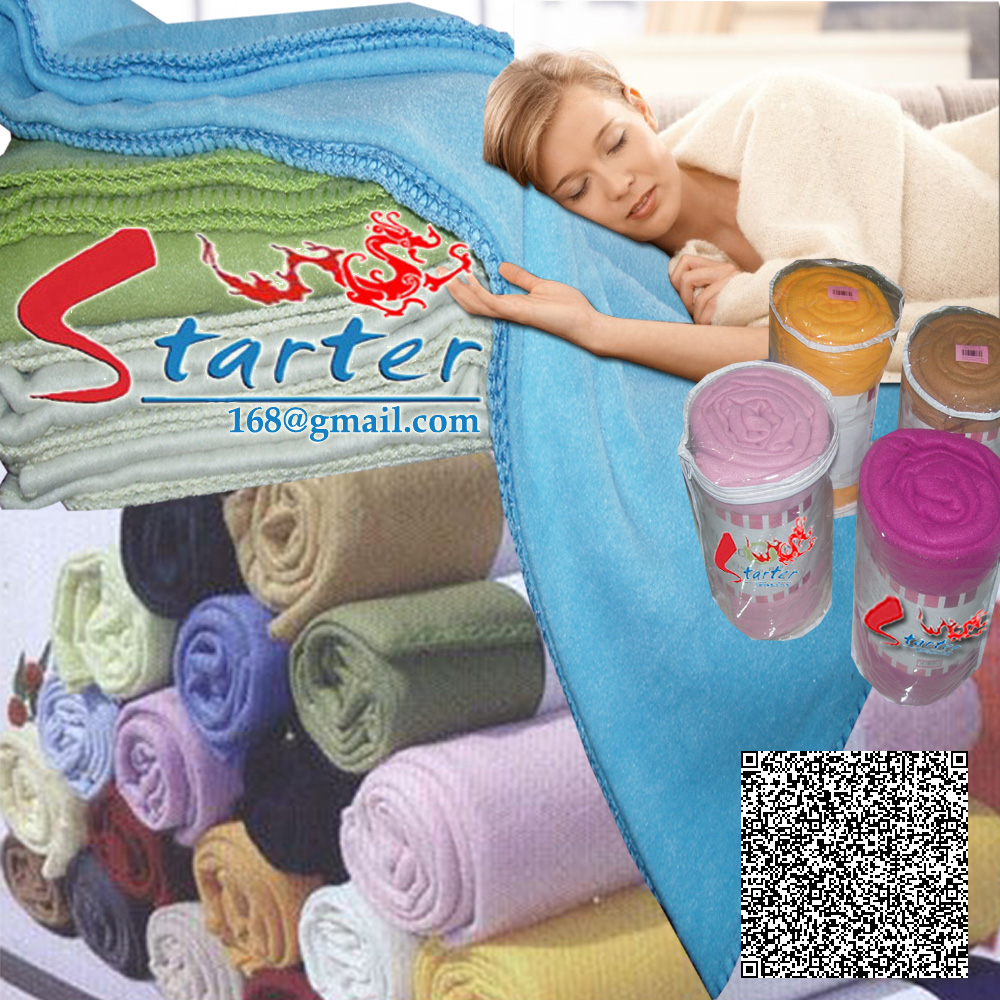 2013 best selling super soft anti-pilling good quality polar fleece blanket