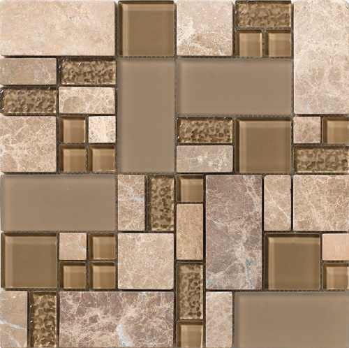 STONE GLASS MOSAIC