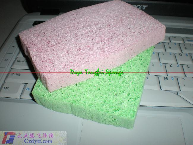 natural wood pulp foam