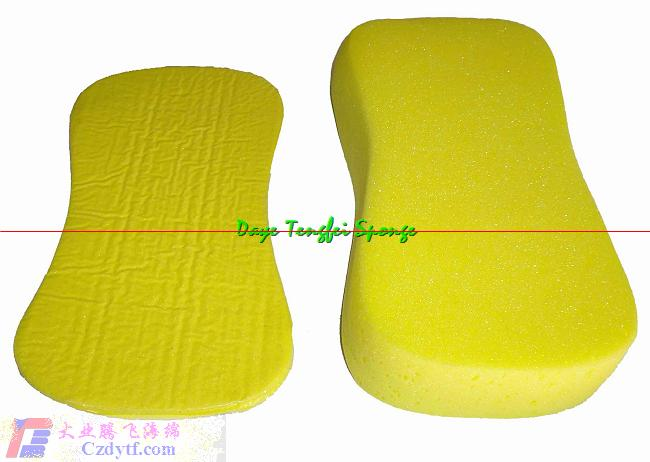 ultra-soft absorbent sponge