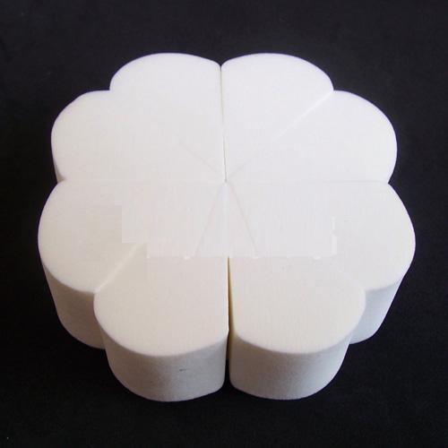 Complex molecular make-up sponge