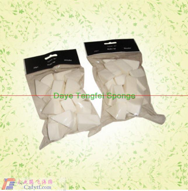 Medical hemostatic sponge