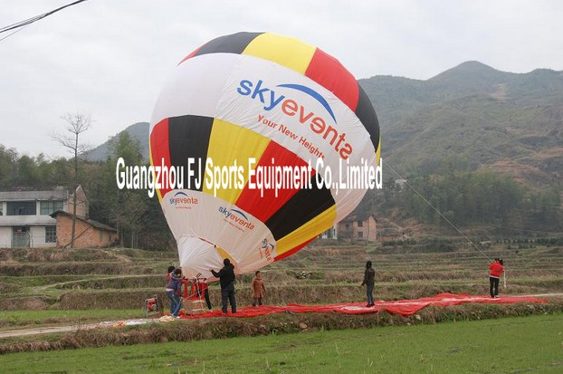 Balloon for Advertisement, Advertising Hot Air Balloon, Big Balloon