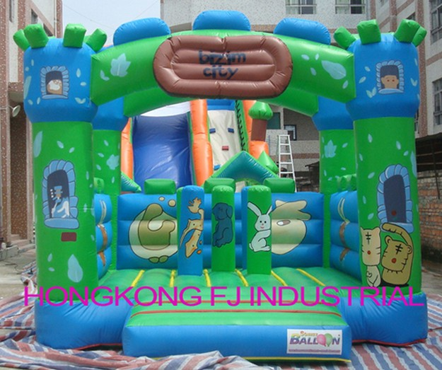Kids Inflatable Bouncer, Kids Slide, Kids Jumper