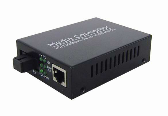 10/100M  WDM Media Converter (Use under one pair)
