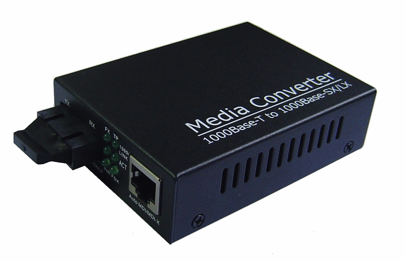 10/100/1000M   WDM Media Converter (Use under one pair)