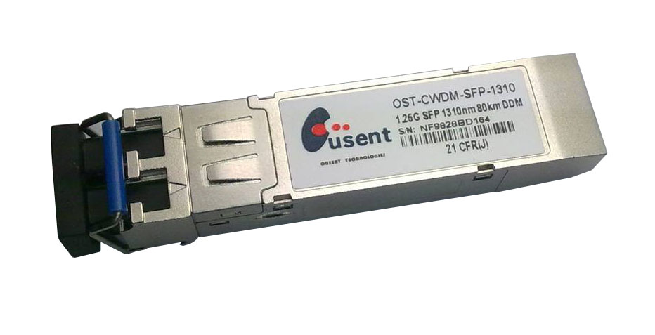10G SFP+ CWDM 10KM Single-Mode for 10GbE
