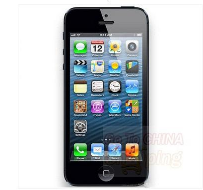 Factory Unlocked Apple iPhone 5 32GB smartphone with 4.0inches screen