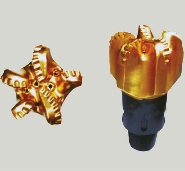Diamond PDC drill bit for well drilling