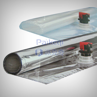 50L  enhanced high-barrier aluminized aseptic bag