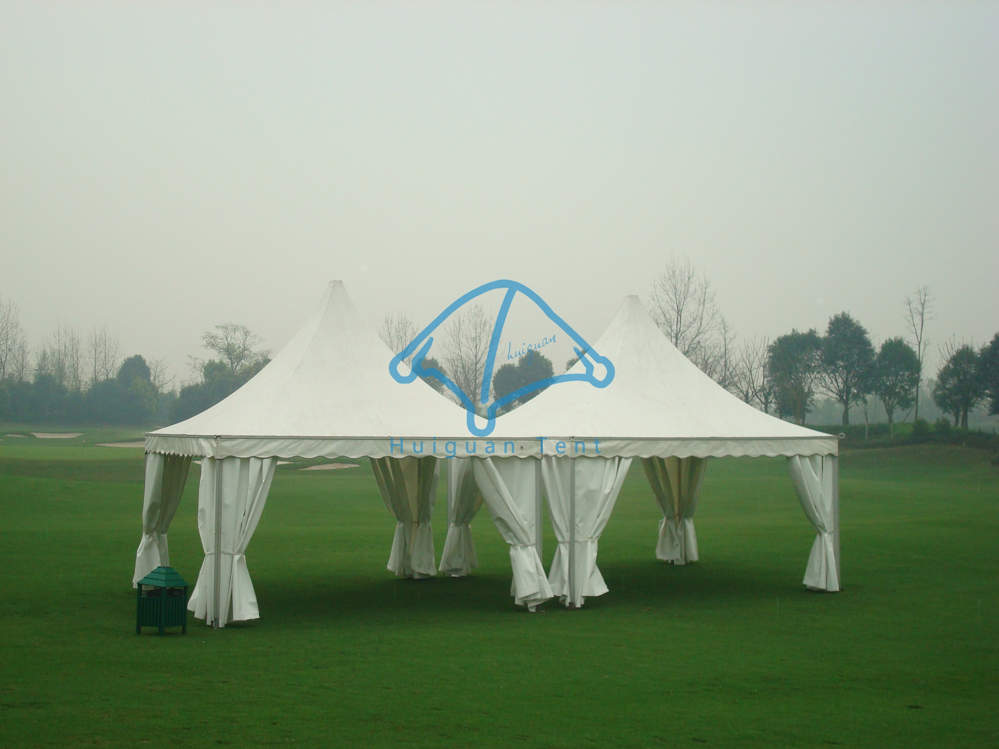 beautiful pagoda tent 5m*5m