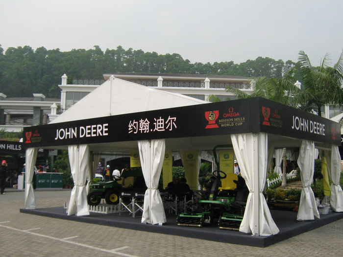newest exhibition tent