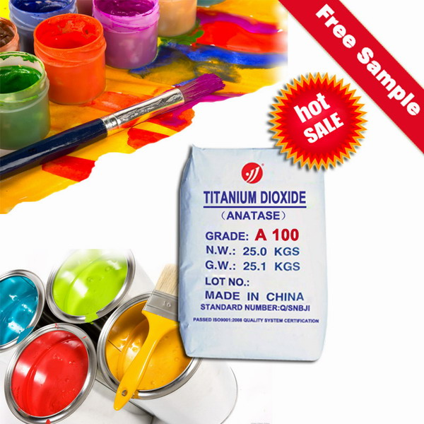 titanium dioxide paint grade with high quality