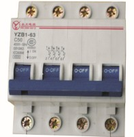YZB1-63 Miniature Circuit Breaker