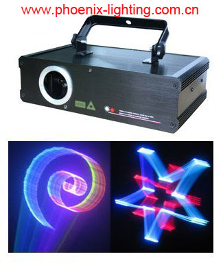 laser show, laser light, 3D RGB Cartoon Laser Light (PHE036)