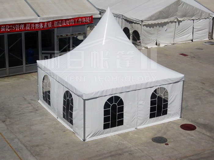 Nice Pagoda tent from Zhuhai liri tent, China