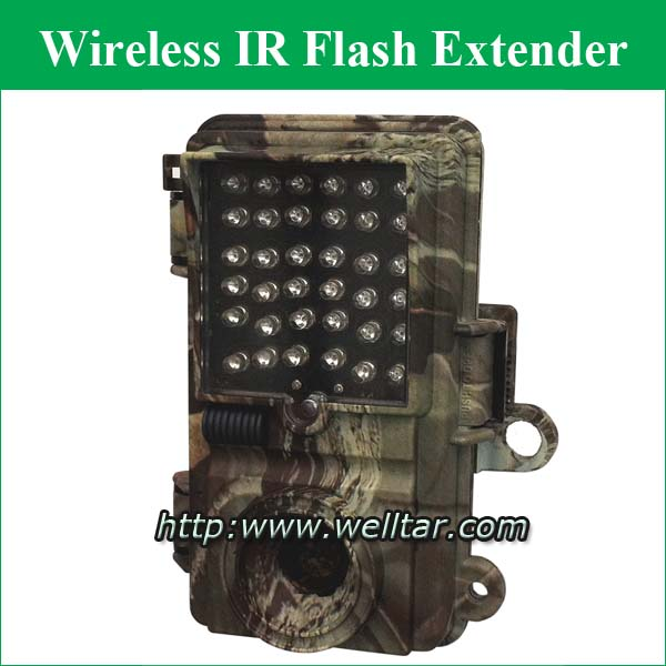 new hunting camera accessory Flash Extender