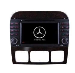 car multimedia Benz S-W220 dvd navigationgps player