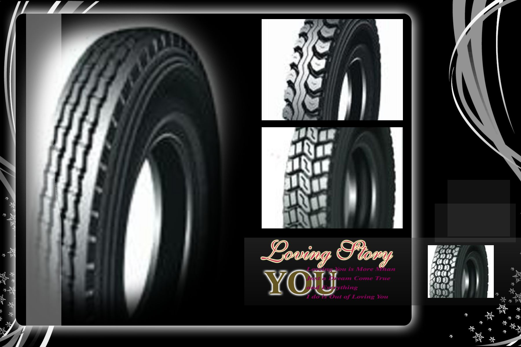 truck tires 1200R20